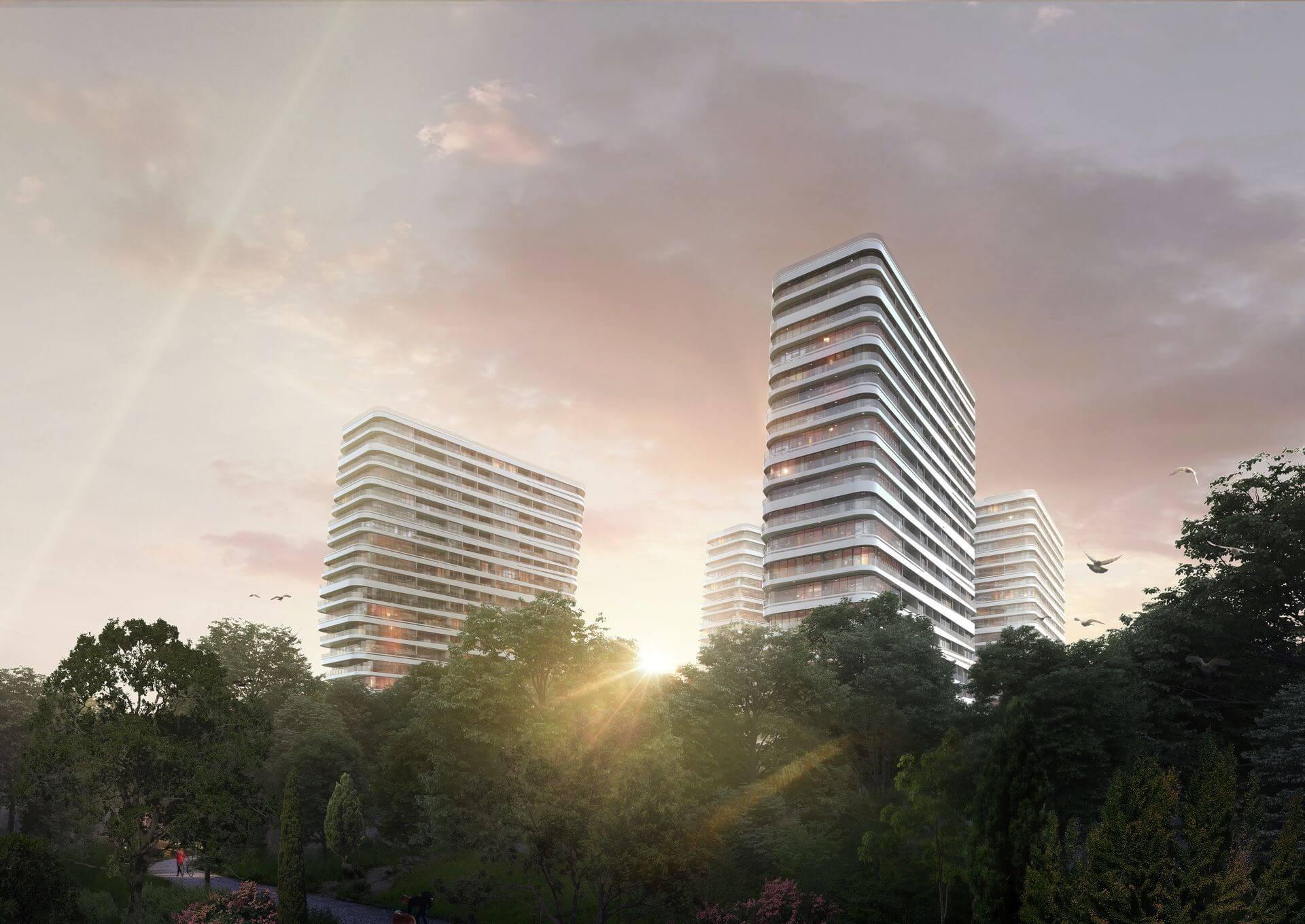 Что известно об апартаментах в новом комплексе KANDINSKY Odessa Residence