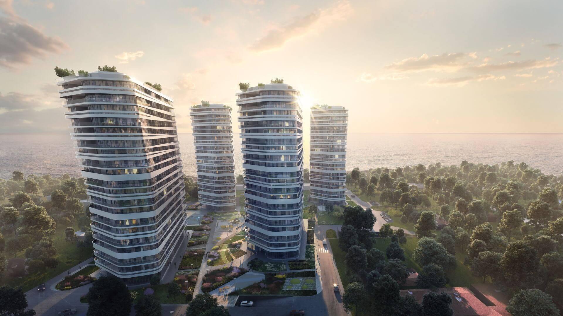 Як просувається будівництво курортної резиденції KANDINSKY Odessa Residence 1